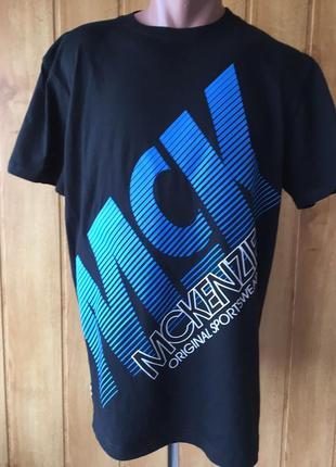 Мужская футболка mckenzie