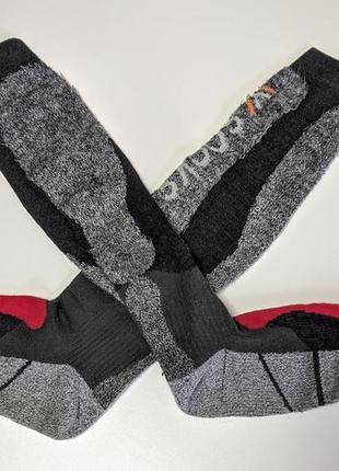 Спортивные носки x-socks® ski light трекинговые зимние мерино 42-44