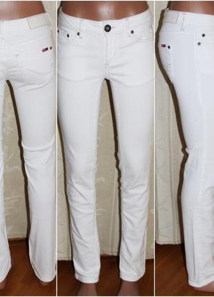 Джинсы скинни стрейч джинса белый only