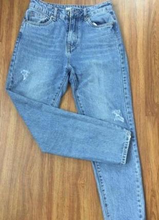 Продам джинсы мом