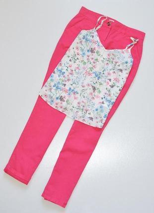 Красивая,нежная блуза с цветочным принтом,в бельевом стиле