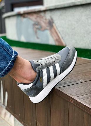 Хит продаж мужские кроссовки adidas iniki новинка
