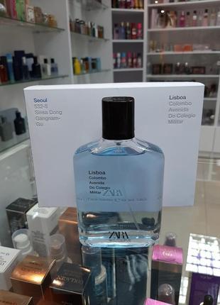 Zara lisboa colombo original parfum / духи / парфюм !!