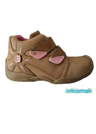 Натуральная кожа ботинки elefanten eur 25 стелька  16 см