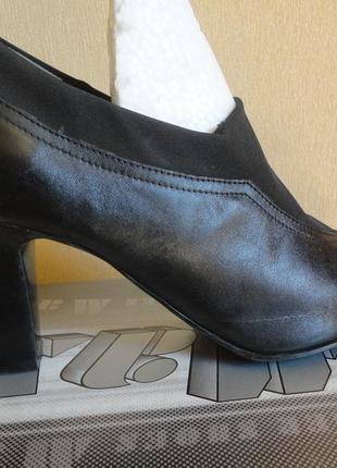 Туфли кожаные bandolino
