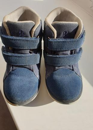 Ботинки деми reima patter