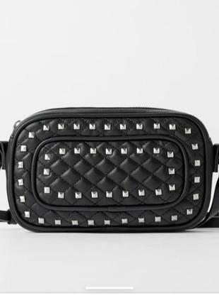 Zara кросбоди сумочка
