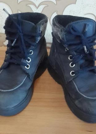 Демисезонные ботинки размер 29. италия.