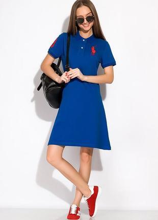 Спортивное летнее платье