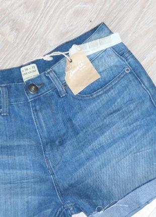 Новые, джинсовые шорты, вещи в наличии💚+скидки, заходите💚