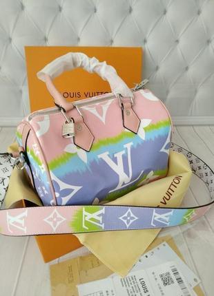 Идеальная женская сумка на лето 🍀в стиле  lv