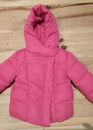 Курточка на весну-осінь,тепленька 12-18 міс