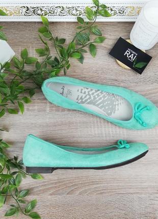 🌿39🌿европа🇪🇺 clarks. фирменные стильные туфли низком ходу