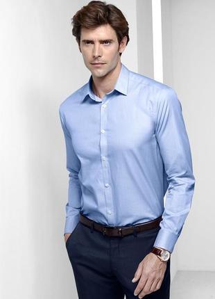 Красивенная рубашка, очень стильная tcm tchibo  состав: 100% хлопок