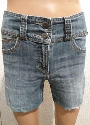 Стрейчевые, шорты, женские.(2067)