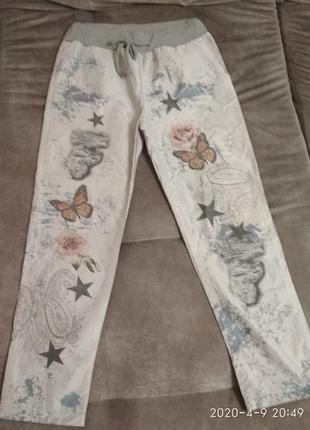 Летние брюки италия