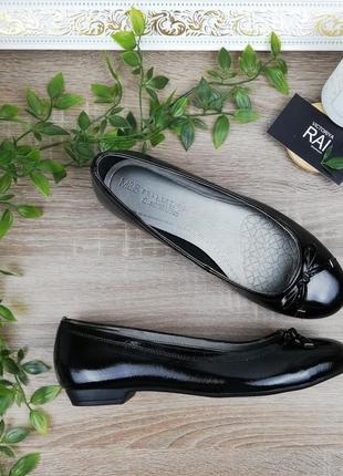 🌿39🌿европа🇪🇺 marks&spenser. кожа. классные базовые туфли