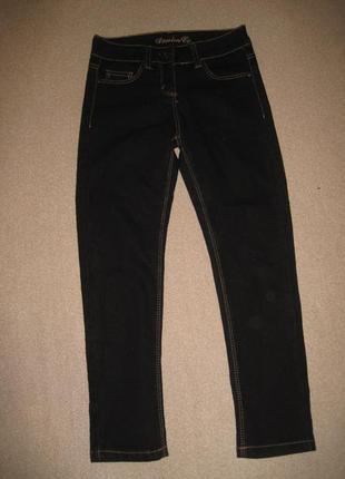 Отличные джинсы denim co 8-9л
