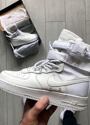 Шикарные женские кроссовки nike air force 1 sp