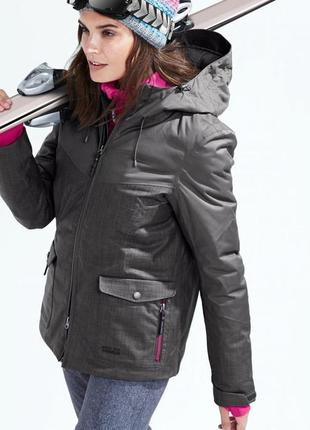 Зимняя лыжная куртка snow tech tchibo германия размеры наши 44-46