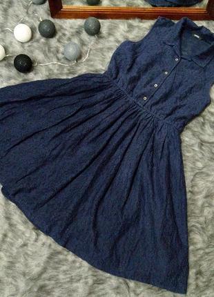 #розвантажуюсь платье из кружева гипюра george