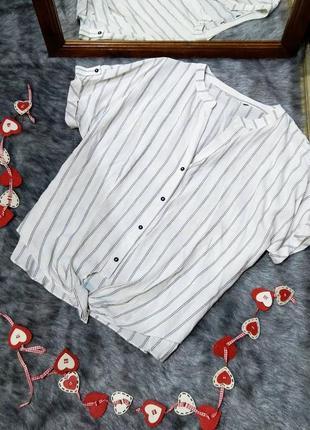 #розвантажуюсь блуза топ кофточка на пуговицах f&f