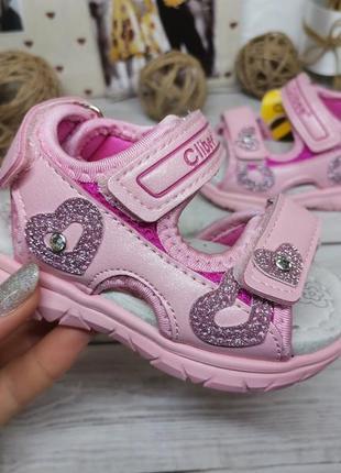 Босоножечки для маленьких девочек 👧