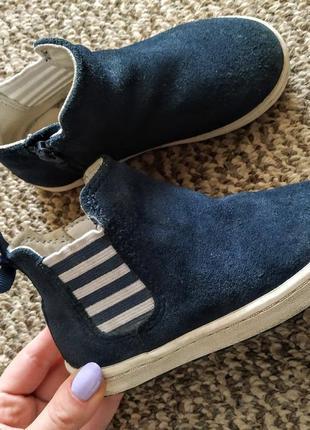 Ботинки ботиночки сапоги сапожки слипоны хайтопы next zara 24