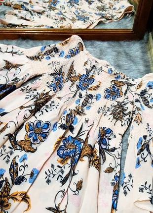 #розвантажуюсь блуза топ кофточка на плечи river island2 фото