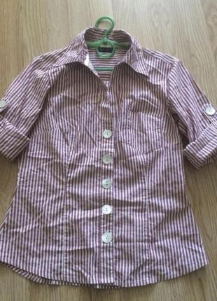 Стильная рубашка /только продажа + подарок 💕