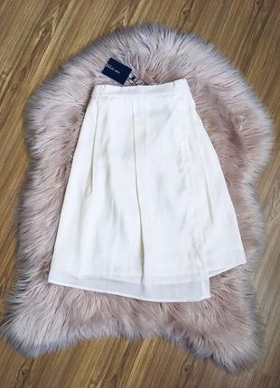Воздушная юбка нежно лимонного цвета top secret