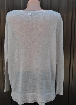 Новая коллекция! весна / лето 2020.легкий вязанный свитер3 фото