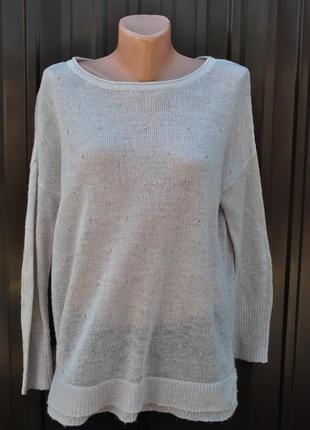 Новая коллекция! весна / лето 2020.легкий вязанный свитер4 фото