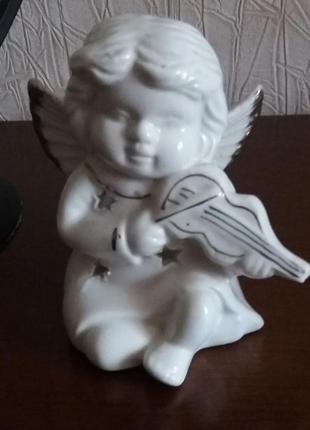 Аромолампа ангелочек