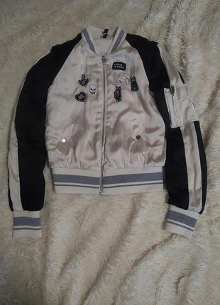 Бомпер /коротка курточка