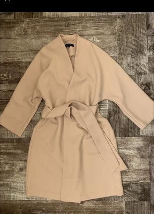 Пальто халат кимоно new look