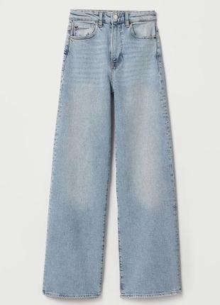 Новая коллекция джинсы h&m
