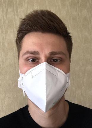 Респиратор маска без клапана ніон ffp1