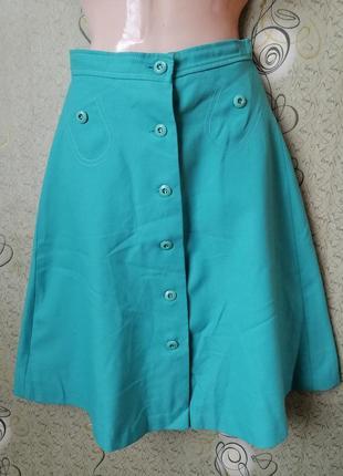 Setterlaine юбка на пуговицах в винтажном стиле.