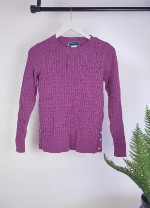 Фиолетовая кофта, свитер, джемпер от karen scott