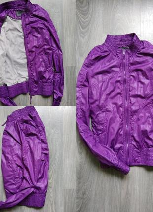 L-кa only ветровка куртка бомбер