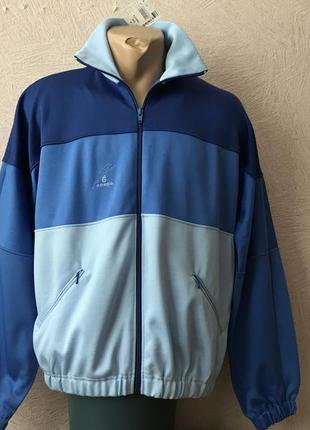 Cospo-vip-олимпийка спорт кофта куртка на замке-оригинал пр-во австрия m-l новая