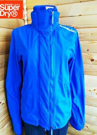 Практичная и удобная куртка британского бренда superdry double blacklabel, оригинал.