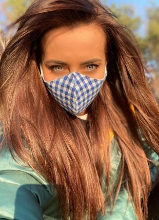 Защитная маска взрослая