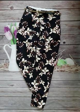 Стильные модные брюки хлопок