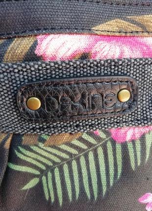 Фірмова сумка кросбоді американського бренду dakine. оригінал!!!3 фото