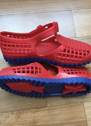 Мягкие аквашузы / силиконовые сандалии босоножки