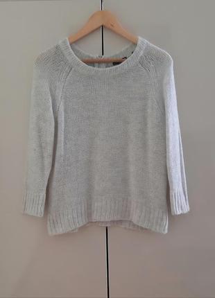 В'язаний вовняний свитер, кофточка h&m розміру м.