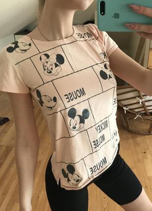 Женская/детская футболка
