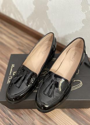 Туфли лоферы profile броги